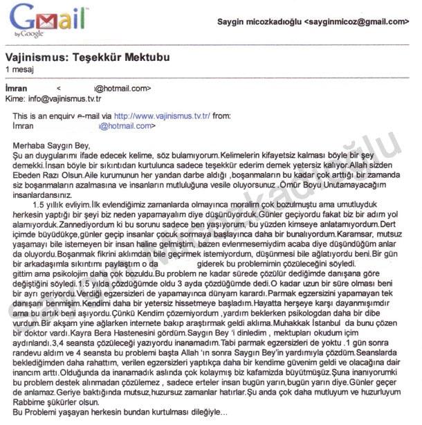 vajinismus tedavi merkezi istanbul